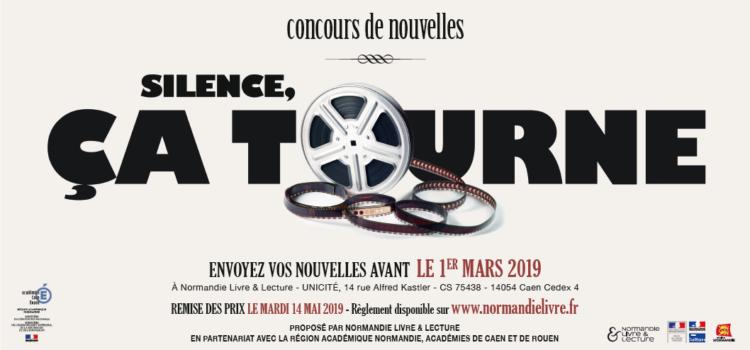 [Concours de nouvelles 2019] Des auteurs en Normandie