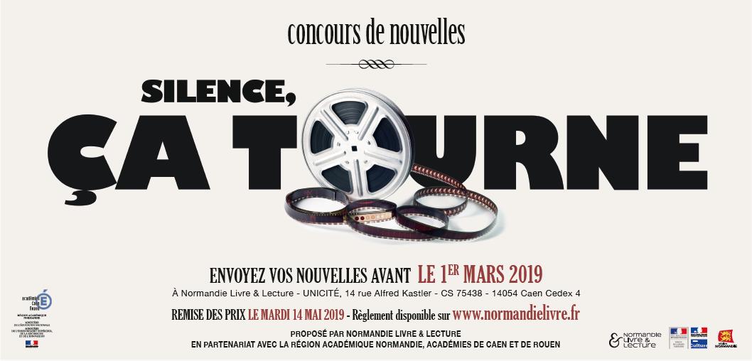Thème du concours 2019 : Silence ça tourne