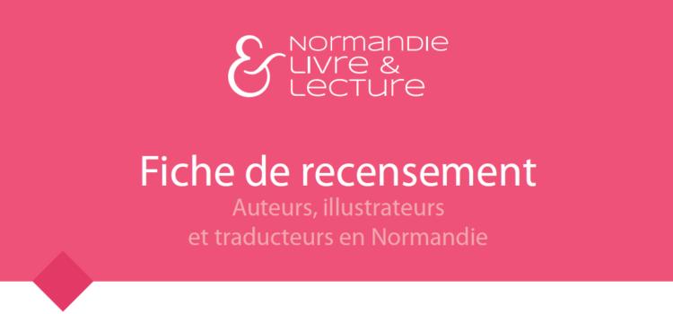 Recensement des auteurs de Normandie