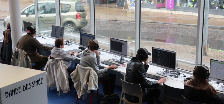 L'inclusion numérique, quels enjeux pour les bibliothèques : ressources documentaires