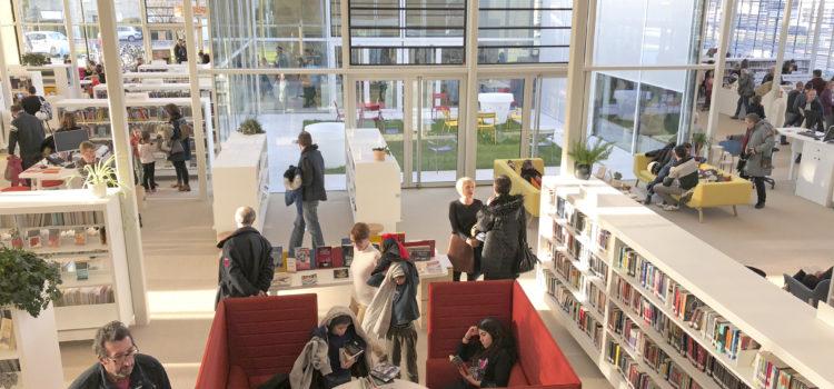 Initiatives en bibliothèques en Normandie : à vos projets !