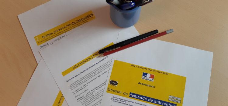 Rouen, 16 septembre 2019, atelier sur les demandes de subvention pour les manifestations littéraires