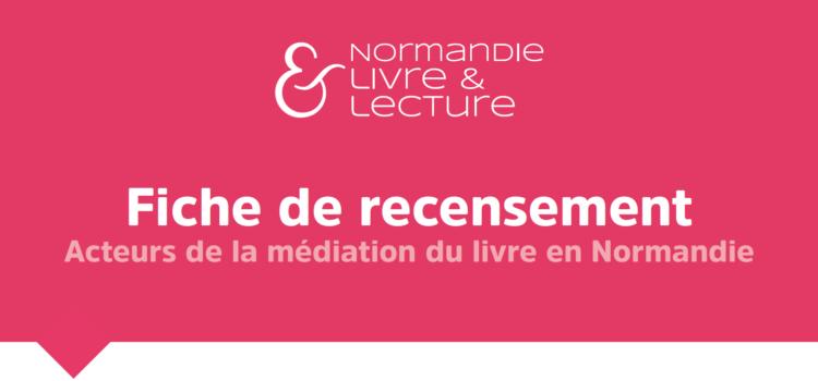 Recensement des acteurs de la médiation en Normandie