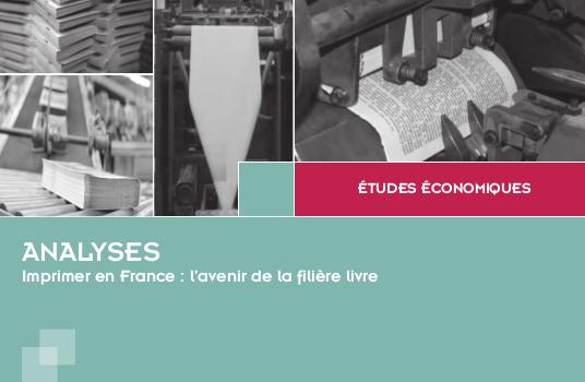 Imprimer en France, l'avenir de la filière livre