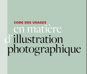 ode des usages en matière d'illustration photographique
