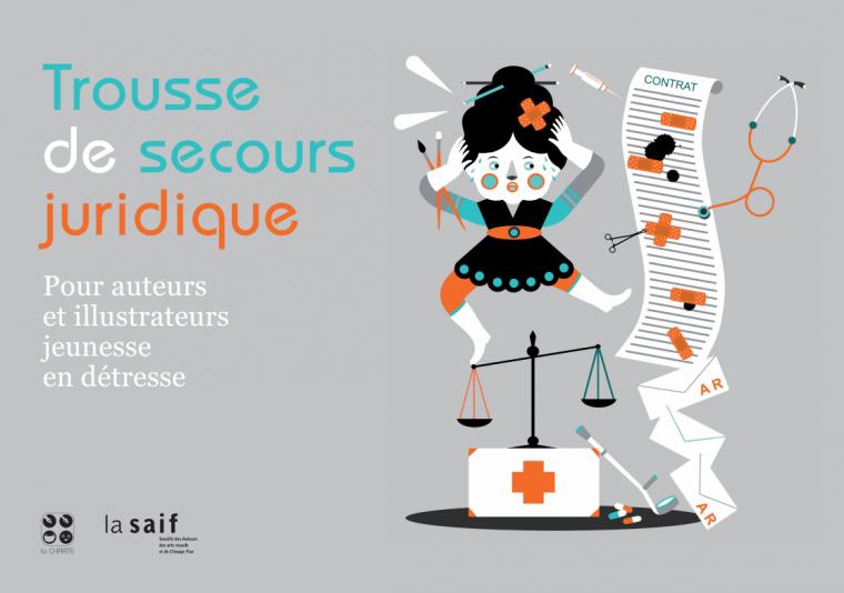 Trousse de secours juridique pour auteurs et illustrateurs jeunesse en détresse