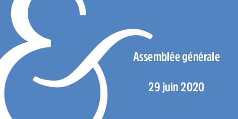 Lundi 29 juin 2020, Assemblée générale de Normandie Livre & Lecture