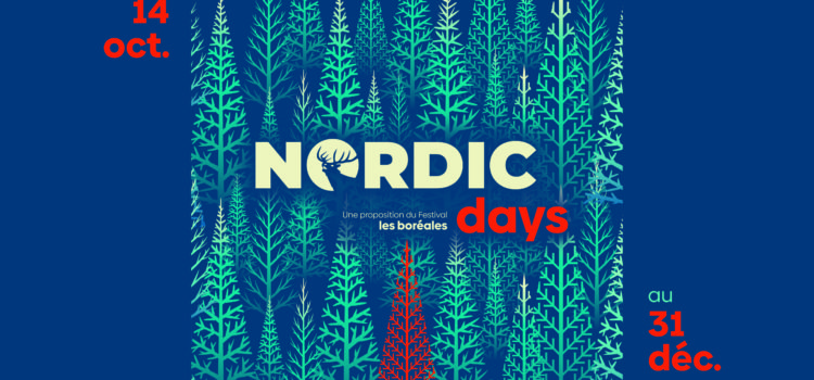 Du 14 octobre au 31 décembre 2020, Caen, Nordic Days