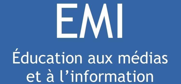 Caen, 26 novembre 2020, L'éducation aux Médias et à l'information – Mode(s) d'emploi