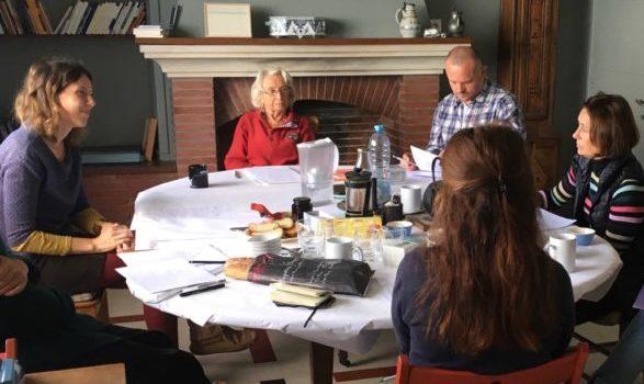 13 et 14 mai 2021, Formation auteurs : comment mener un atelier d'écriture ?