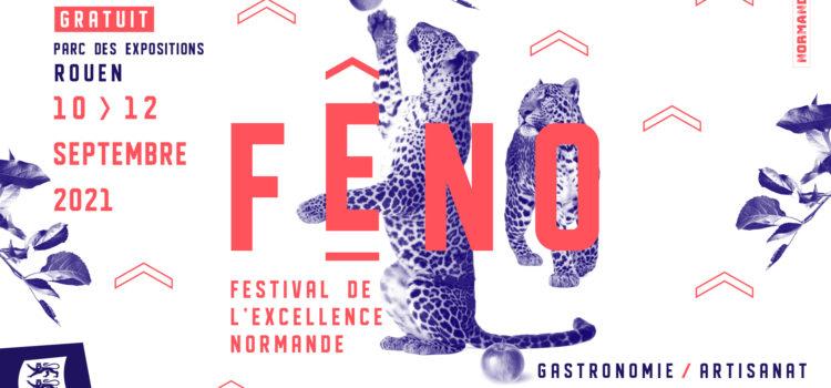 Rouen, 10 au 12 septembre 2021, FENO