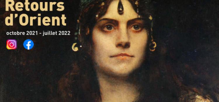 Octobre 2021 – Flaubert retours d'Orient – Premiers textes autour de George Sand