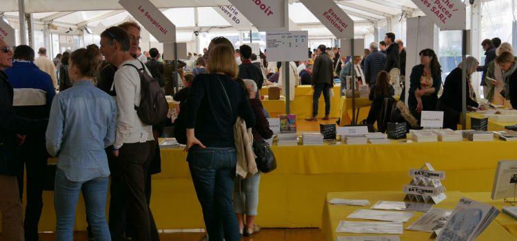Caen et Rouen, 19 octobre et 16 novembre 2021, ateliers #5 «Manifestations littéraires»