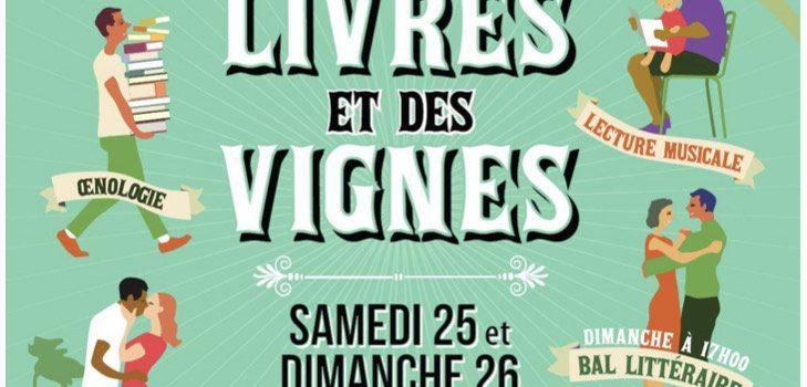 Paris, 5e arrondissement, 25 et 26 septembre 2021, Des livres et des vignes